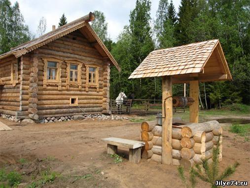 славянское родовое поместье