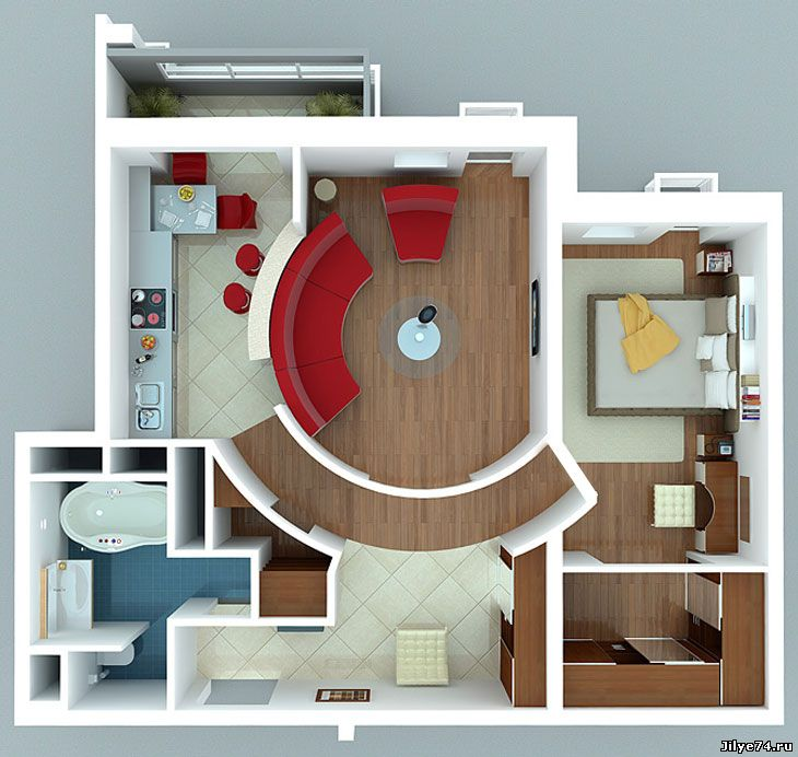 трехкомнатны квартиры в челябинске