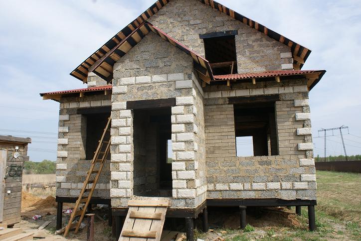 Предлагаю строительство дачных домов