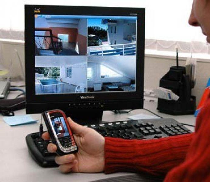 Фотонаблюдение через телефон своими руками с телефона